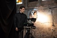 CMF video shoot - Ian running test shots