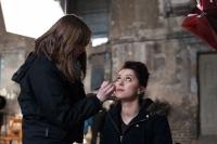 CMF video shoot - a quick makeup check