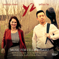The front cover of Y-Squared's CD