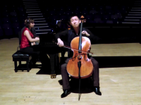 Y-Squared in the Cello Competition at Melbourne University