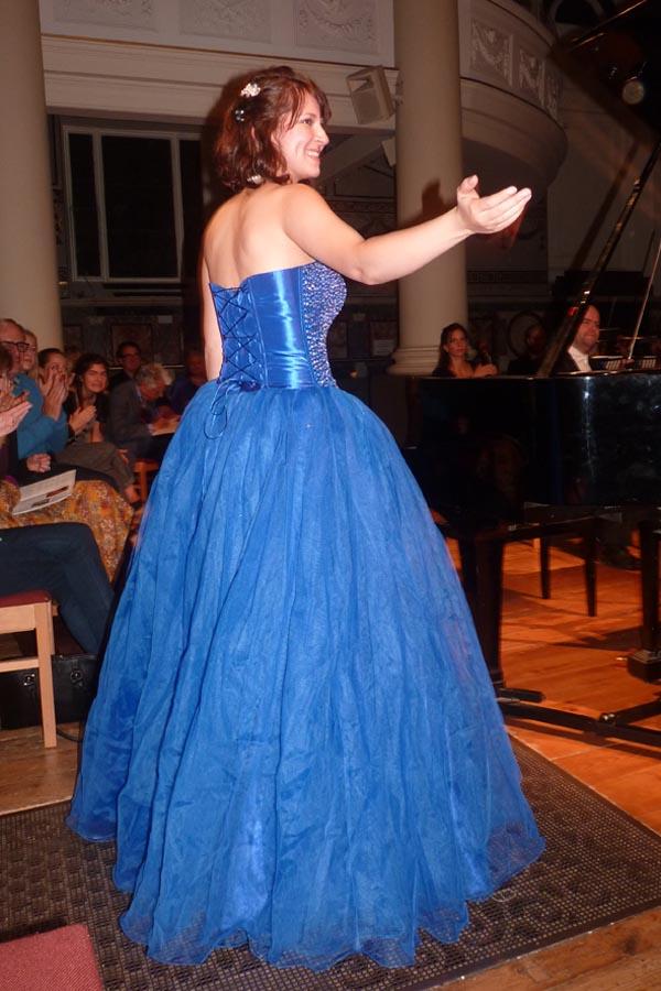 Yasmin Rowe recital